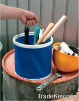Buy cheap 600D Oxford Cloth 6L Perfect Folding Bucket(patented Product) from wholesalers