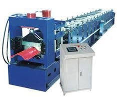 Buy Ridge Cap Roll Forming Machine at wholesale prices