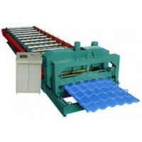 Quality Glazed Tile Forming Machine (KXD-40-256-768) for sale