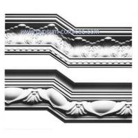 Quality Gypsum/Plaster cornice mouldings for sale