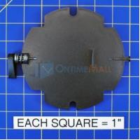 Quality Aprilaire 4332 Damper Assembly for sale
