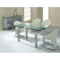 Modern Round Extending Dining Table Images Modern Round