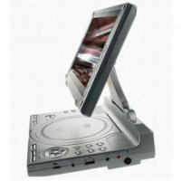 China 7 Inch TFT LCD Portable DVD Player + TV + Card Reader + USB on sale