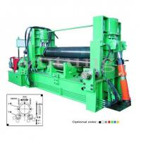 Quality W11S Hydraulic Upper Roller Universal Plate Rolling Machine for sale