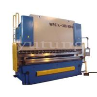 Quality WE67K CNC Electric Hydraulic Synchronization Press Brake for sale