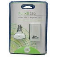 Quality 3800Mah Battery Pack for xBox (360) for sale