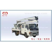 Quality Hydranlic aerial operation truck for sale