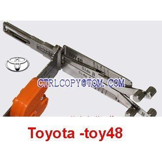 Buy Toyota Toy48 locks Pick & Reader 2-in-1 tools at wholesale prices
