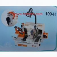 China Model 100-H WengXing key cutting machine with external cutter on sale