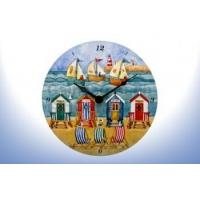 Buy cheap Beachtime Clock 17cm from wholesalers