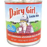 Quality DairyGirl Low Fat Sweetened Condensed Filled Milk 14oz. for sale