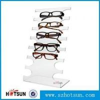 Simple Design Acrylic Sunglasses Display Stand