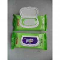 Wipes /Wet Tissues Baby Wipes With Box Cover 50pcs