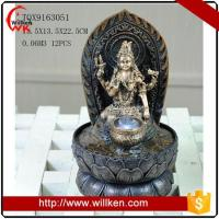 Quality Animal Statues Tabletop ornamental water fountain hindu gods shiva water fountain for sale
