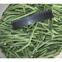 China IQF frozen green asparagus beans RC-FV-032 on sale