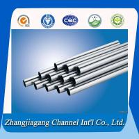 Quality Titanium & nickel products Low price cold rolled ASTM B337 gr1 gr5 titanium pipe & tube price for sale