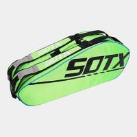 Quality WOVEN15 05P612G Two-layer racket bag for sale