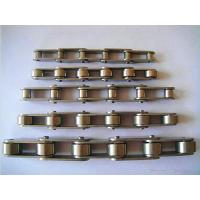 Quality Double pitch stainless steel roller chains for sale