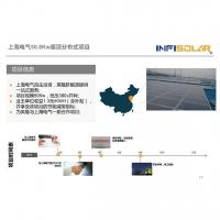 Quality Shanghai Electric 50.8Kw roof distribution project for sale