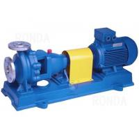 IH horizontal end suction single stage stainless steel centr