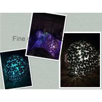 stainless steel sphere SS decoration sphere