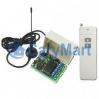China 2CH 2000M Long Range NO / NC Tri-mode Wireless Remote Control System on sale