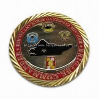 Quality Commemorative Coin Double sided Coin for sale