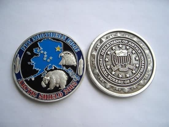 Buy Commemorative Coin Challenge Coin at wholesale prices