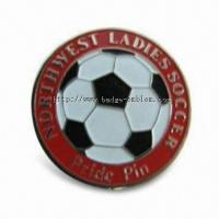 Buy cheap Button Badge Football Badges from wholesalers