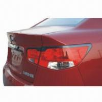 Quality Tail Lamp Rim for Forte 09-on, Made of ABS Material for sale