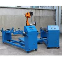 Quality 6 axis welding robot cnc welding robot with 6 axis with Rotary table for sale