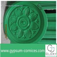 Buy cheap Mould for gypsum product D006 Fiberglass mold plaster ceiling rose making for ceiling decoration from wholesalers
