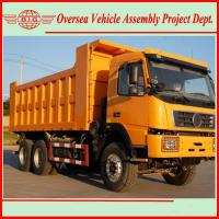 Over 10T Dump Truck Series BH011D