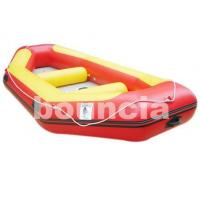 Buy cheap 0.9mm Thick (32oz) PVC Tarpaulin River Rafting Boat For Commercial Use from wholesalers