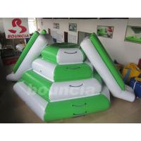Buy cheap 2.7m High Inflatabale Water Climbing Slide With Durable Nylon Rope from wholesalers