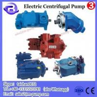 China Centrifugal Pump 2 hp electric water pump on sale