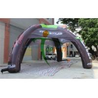 Inflatable tent Name:11m Fabric Car Cover Inflatable Spider Tent