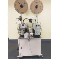 ZQS-4000 fully automatic 2 heads terminal crimping machine Return on a page