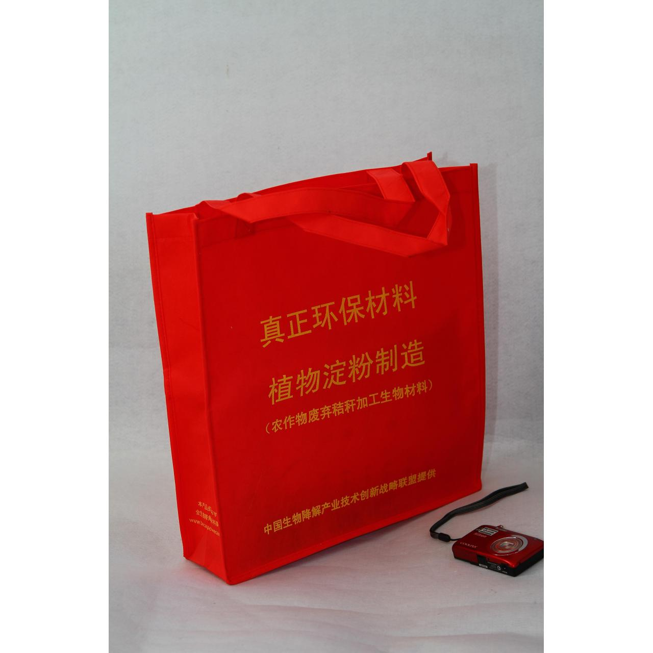 BSR Food Container NW-School147 PLA Non-Woven Bag