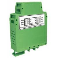 Quality Analog I/O Modules mA&V to Frequency Signal Isolated Converter/Transmitter for sale