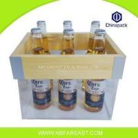 Buy Wattle wooden batten ice wine bucket Ice Bucket at wholesale prices