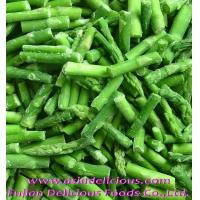 China IQF Vegetables IQF Green Asparagus Tips on sale
