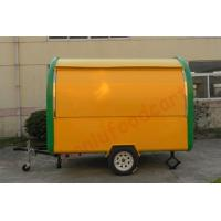 China Factory Supply crepe food truck for sale hot dog food cart waffle carts food cart for sale on sale