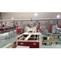 China PVC Faux Marble Profile Extrusion Machine on sale