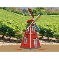 Buy cheap Wind mill house for turist from wholesalers