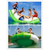 Quality Inflatable commercial water park toys crazy inflatable water toys water park game for sale