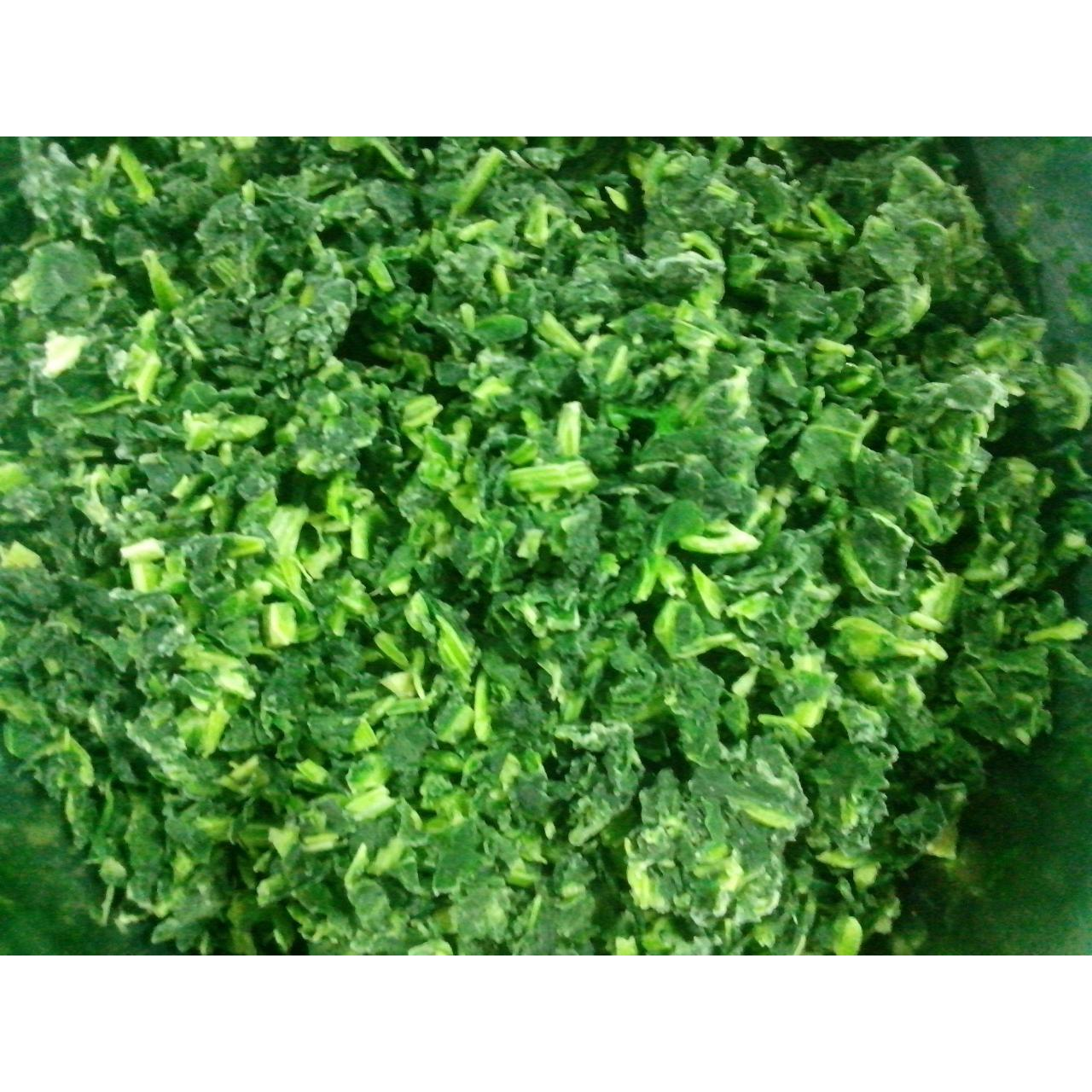 Buy cheap Frozen vegetables Frozen spinach from wholesalers