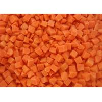 China Frozen vegetables Frozen Carrot on sale