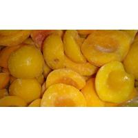 Quality Frozen fruit Frozen Yellow Peach for sale