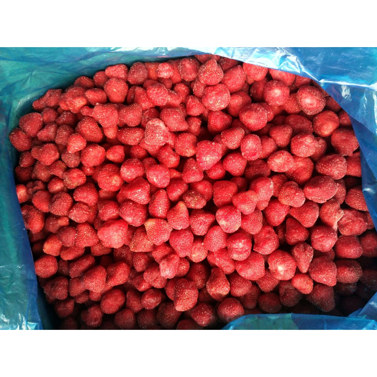Quality Frozen fruit Frozen strawberry for sale